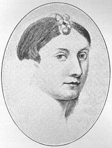 """Schiller an Goethe, der über die Mühen der Korrekturarbeit an dem Werk der Anna Amalia Imhof geklagt hatte: """"Ich begreife wohl, dass Ihnen das Gedicht unserer Dilettantin immer weniger Freude machen mag, je näher Sie es betrachten."""""""