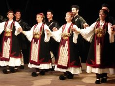 Greek Traditional Dress, Greek Costumes, International Festival, Albania, Greece, Folk, Around The Worlds, Japanese, Culture