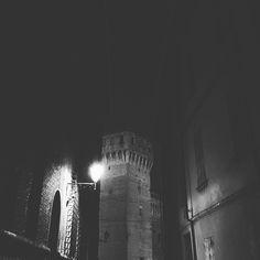 La colpa è della notte. by ark_ele