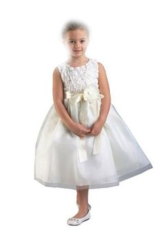Audrey Rosette Embroidered Flower Girl Dress with Flower Sash for Girls Fancy Dress Color: Ivory Dress Size: Size 5-6 Greatlookz,http://www.amazon.com/dp/B009NTGO86/ref=cm_sw_r_pi_dp_WrRHrb0NXQR49WC4