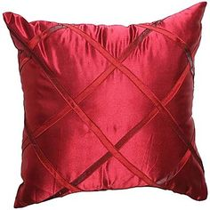 Modern+Solid+Geometric+Polyester+Decorative+Pillow+Cover+–+AUD+$+18.99