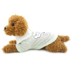 Ranphy Small Dog/Cat Polo Shirts Summer Season Pet T-shirt Doggie Floral Apparel for Feale Doggy T-Shirts Green XXL -- Read more reviews of the product by visiting the link on the image. (This is an affiliate link and I receive a commission for the sales)