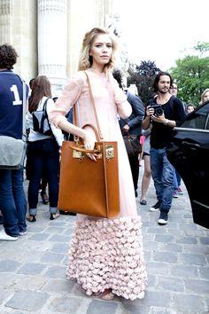 Style Crush: Elena Perminova
