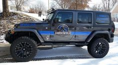 Oh my gosh!! David's Jeep Is on pinterest!!!