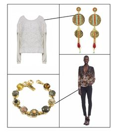 New look book, coming soon to the blog! #tracyreese #aliceandolivia #amaro #jewelry #jjcaprices