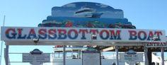 Glassbottom boat Key West via Family Fun in th Florida Keys on We3Travel.com