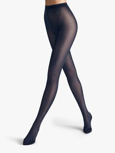 Ladies 50 Denier Opaque Black pink trim Fashion Saloon Girl Hold Ups Stockings