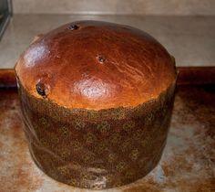 Easter Babka Bread (No Cheese)