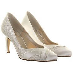 550c233fc011 33 Best Rainbow Club Bridal Shoes images in 2014 | Bridal shoe ...