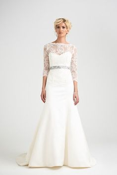 Caroline Castigliano Wedding Dress Sample Sale January 2015 (BridesMagazine.co.uk)