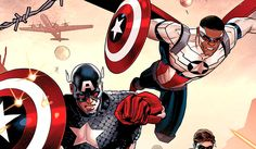 'Generations: Captain America' #1 Review: Has Some Heart, But A Muddled Plot