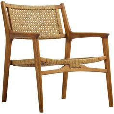 Lounge Chair by Hans Wegner