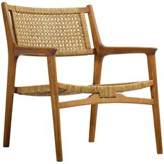 Lounge Chair by Hans Wegner