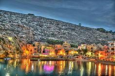 Xlendi Bay, Gozo, Malta