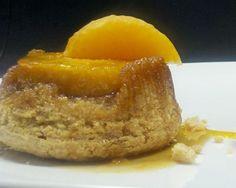 Persimmon Upside Down Cake