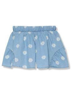 Daisy shorts Kids Shorts, Summer Shorts, Gym Shorts Womens, Denim Shorts, Daisy Shorts, Short Image, Skirts For Kids, Fashion Kids, Kids Girls