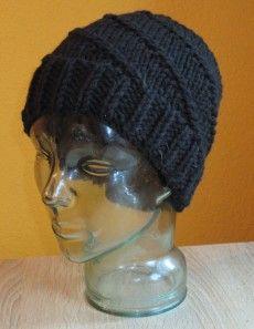 Mütze stricken: gratis Anleitung auf deutsch und englisch für diese Spiralenmütze; download the pattern for this hat in english, knit,knitting