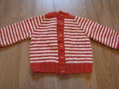 Ravelry: cassandralynn's Baby Sweater: Orange