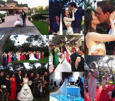 Aniversario de la boda de Lucia y Ashley Whitaker. ¡Qué buenos recuerdos de esa gran fiesta!
