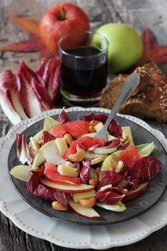 radichio belga salad