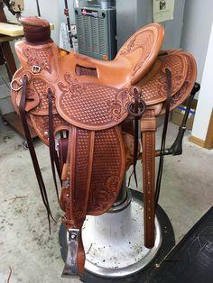 Wade Saddles, Roping Saddles, Western Saddles, Western Cowboy, Cowboy Gear, Horse Accessories, Ranch Life, Saddle Pads, Horse Tack