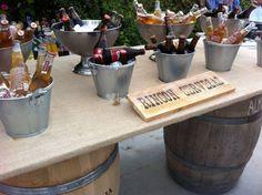 Maneras de servir cerveza en tu #boda 21st Party, Bbq Party, Beer Tasting, Beer Bar, Baptism Party, Mexican Party, Ideas Para Fiestas, Retirement Parties, Cool Bars
