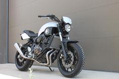 La Yamaha MT-07 se mue en Scrambler avec S2 Concept et sa MT 70 » AcidMoto.ch, le site suisse de l'information moto
