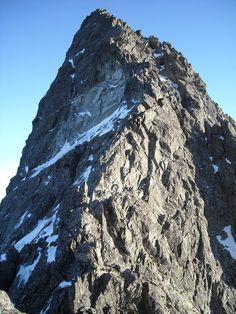 Gerlachovsky  mountain  highest peak in Slovak  2655 m