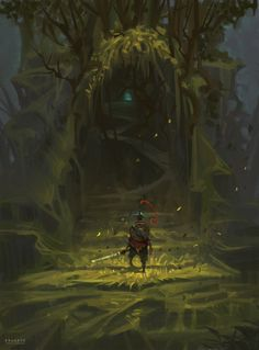 ArtStation - Light at the end of the tunnel, João Paulo Bragato