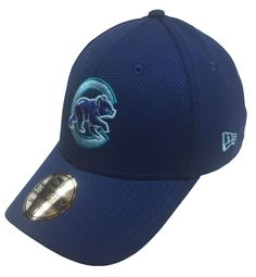 Chicago Cubs Tone Tech 2 Walking Bear 39Thirty Flex Fit Hat d8dabbe09