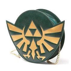 Damväska Legend of Zelda - Hyrule - Lilly is Love Mode Geek, Legend Of Zelda, Kendall Jenner, Superhero Logos, Nintendo, Swag, Geek Stuff, Purses, Diamond