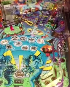 A collector's DREAM! ������ Very rare! The BIG BANG BAR Pinball Machine! Who's played it?! ������‍♂️ This most sought after collectible machine is available at PinballDepot! Send me a message for it to be YOURS!! • Don't hesitate if you have questions! #PinballDepot #PhonicsGamesOnline Phonics Games Online, Online Games, Star Citizen, July Game, Who Plays It, Flipper, Game Room Design, 35th Anniversary, Christmas In July