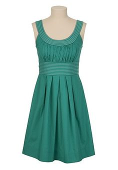 (maurices) I tried on this dress two different times, loved it both times, but never bought it because I didn't have anywhere to wear it :/