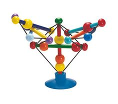 Fun suction cup toys for babies.