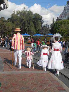 Perfect way to visit Disneyland...