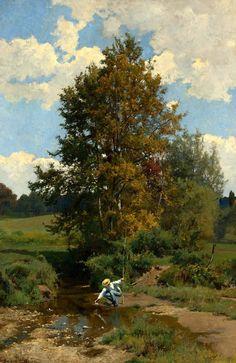 HUGH BOLTON JONES (AMERICAN, 1848-1927)