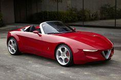 Fancy - Pininfarina Alfa Romeo 2uettottanta