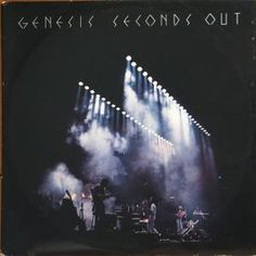 Genesis, Seconds out - Been there in 1978 in the US