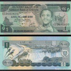 ETIOPIA (ETHIOPIA) - 1 BIRR - SIN FECHA (1969) - S/C