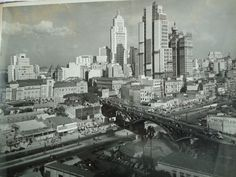 fotos antigas de são paulo 1958 10 imagens..album antigo