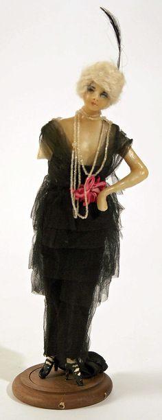 Lafitte Desirat Wax Fashion Doll