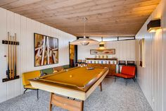 Midcentury home by Edward Hawkins asks $595K - Curbed
