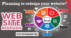 Planning to Redesign your Website?? Get a Free Quote #web_design Today..! #web_design_company_London #web_design_quote