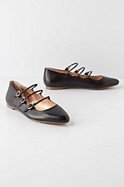 Buckled Trifecta Flats
