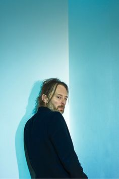 Thom Yorke Photo session - By Phil Fisk - London, for Observer Great Bands, Cool Bands, Thom Thom, Atoms For Peace, Thom Yorke Radiohead, Jonny Greenwood, Alternative Rock Bands, Music Memes, My Guy
