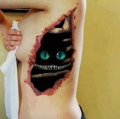 And the place n design of this tattoo ! Discover our selection 30 most beautiful tattoos 3 dimensions