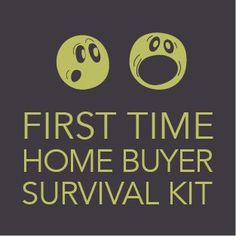 First Time Home Buyer Survival Guide in Grand Rapids, Michigan buying a home #homeowner #buyahome #realestate buying first home