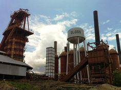 Sloss Furnaces - Birmingham, AL