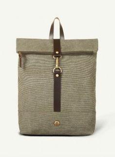 Backpack handmade in Greece. Canvas Backpack, Travel Bags, Michael Kors Jet Set, Greece, Backpacks, Handbags, Tote Bag, Totes, Tote Bags