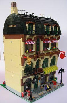 Modular Alte Apotheke - Gallery - BRICKTHAT
